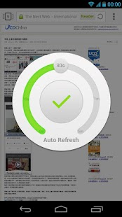 Auto Refresh for Next Browser - screenshot thumbnail