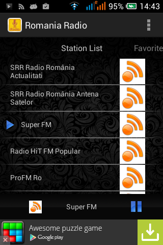 玩音樂App|Romania Radio Station免費|APP試玩