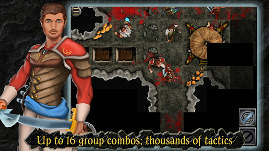 Heroes of Steel RPG Screenshot 19