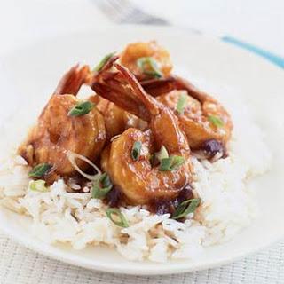 Malaysian Tamarind Shrimp.