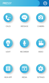 Pressy - The Almighty Button! Screenshot 2