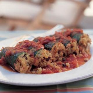 Stuffed Zucchini (Zucchine Ripiene)