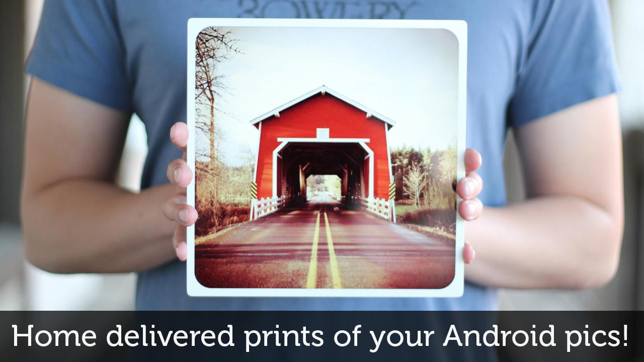 PostalPix Photo Prints - screenshot