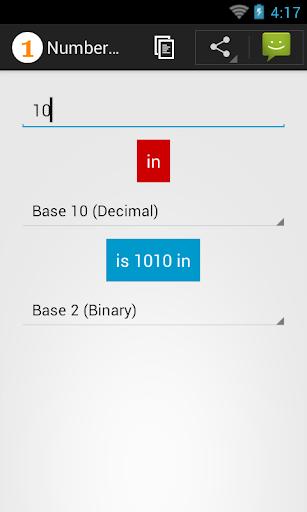 【免費工具App】Number Converter-APP點子