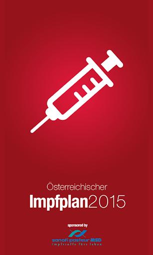 Impfplan Österreich