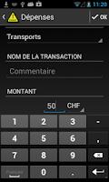 Screenshot of Alerte Budget