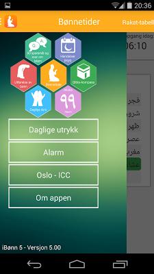 iBønn - screenshot