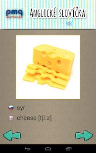 Anglické slovíčka [PMQ] Screenshot 4