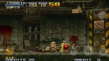 Screenshot of METAL SLUG 2