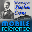 Works of Stephen Crane logo