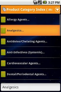 mobilePDR® for Prescribers - screenshot thumbnail