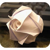 How to Fold Rose