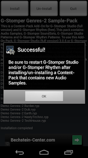G-Stomper Genres-2 Sample-Pack - screenshot thumbnail