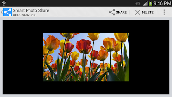 Screenshot of Smart Photo Share