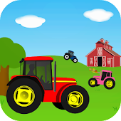Cool Tractor Game