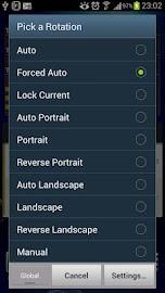 Ultimate Rotation Control Screenshot 2