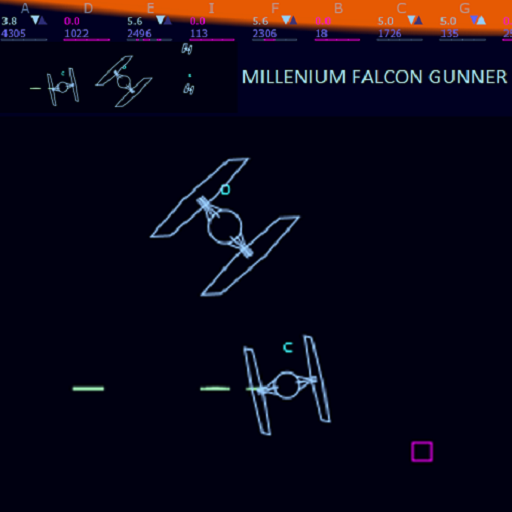 MILLENNIUM FALCON GUNNER™