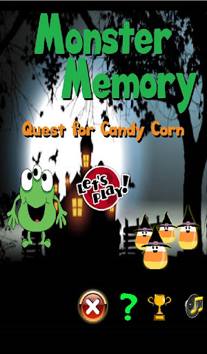 Monster Memory Tapper