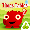 Squeebles Times Tables 2 icon