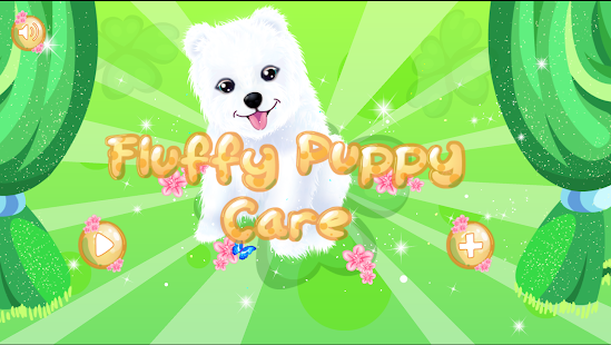 【免費家庭片App】Fluffy Puppy Care-APP點子