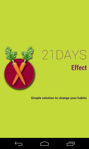21 Days Effect