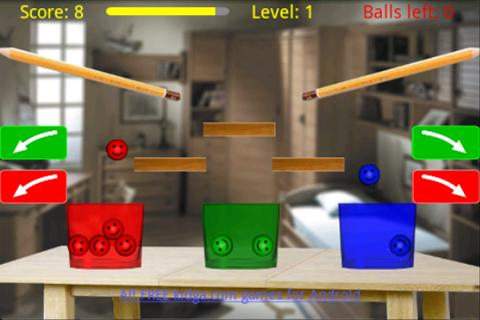 1000 balls - screenshot
