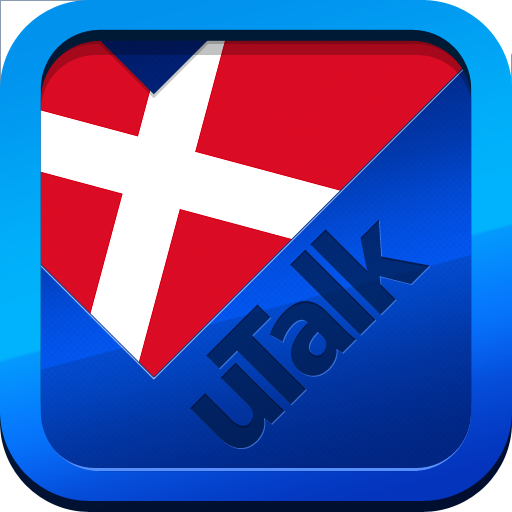 旅遊App|uTalk 丹麦语 LOGO-3C達人阿輝的APP