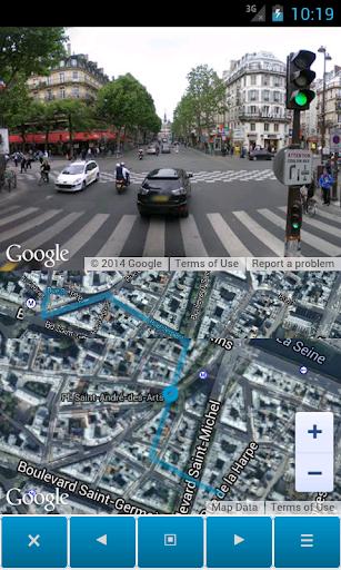 【免費旅遊App】Street Walk-APP點子