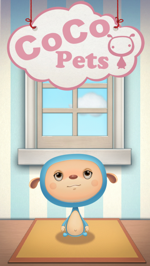 Coco Pets -- Virtual Friend - screenshot