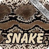 Snake GO SMS Pro theme
