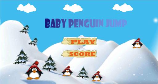Baby Penguin Jump