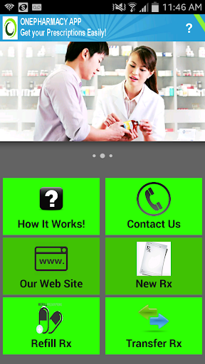 One Pharmacy App