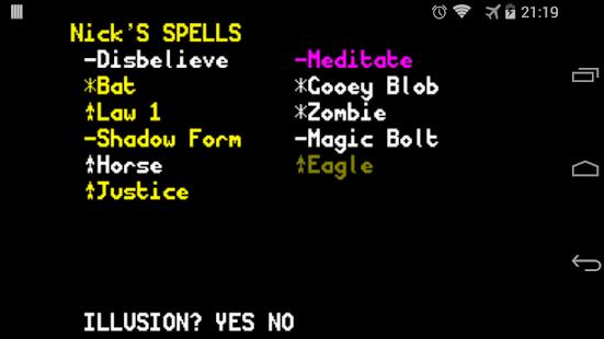 Chaos - The Battle of Wizards - screenshot thumbnail