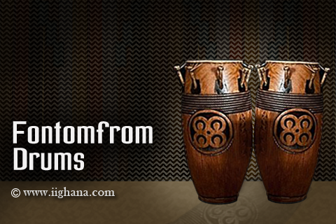 Fontomfrom Drums