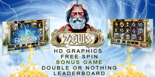 【免費博奕App】Slot Machine: Zeus-APP點子