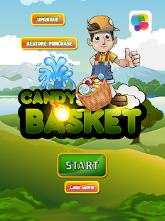 Candy Basket Catch Treats Play