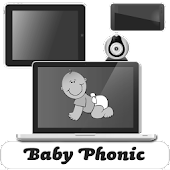 Baby Phonic video baby monitor