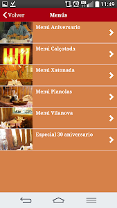 Restaurante Allioli screenshot 7