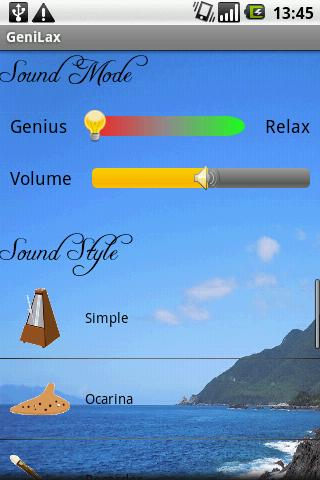 GeniLax Lite- screenshot