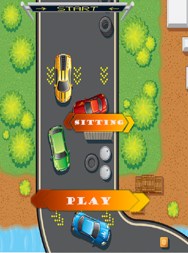 Auto Traffic Racing: Car Games