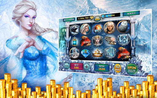 Snow Queen Slots Vegas Pokies