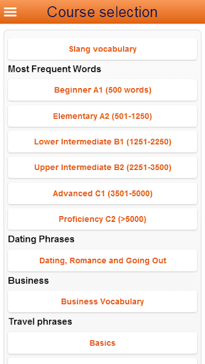 Learn Arabic Vocabulary Free