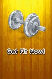 Get Fit Now! - screenshot thumbnail