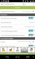 Screenshot of Pharmaca