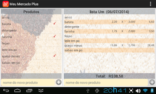Meu Mercado Plus screenshot 12