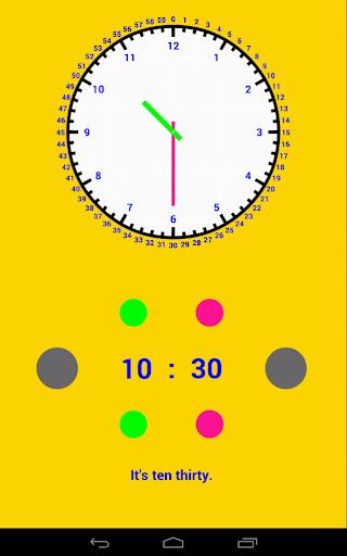 【免費教育App】Clock Training-APP點子