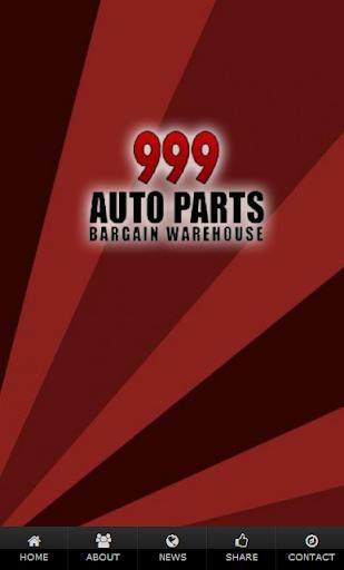 999 Auto Parts Ltd