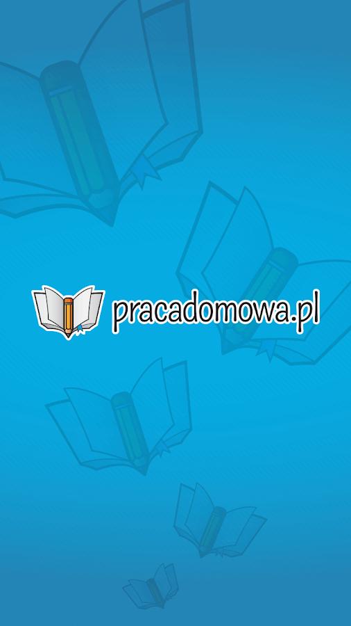 PracaDomowa.pl- screenshot
