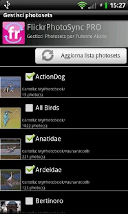 FlickrPhotoSync PRO - screenshot thumbnail