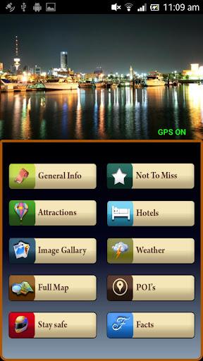 Kuwait Offline Travel Guide